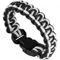 Wristband Cobra Black/White