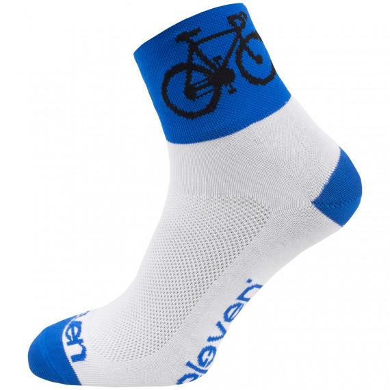 Socks Eleven Howa Road Blue/White