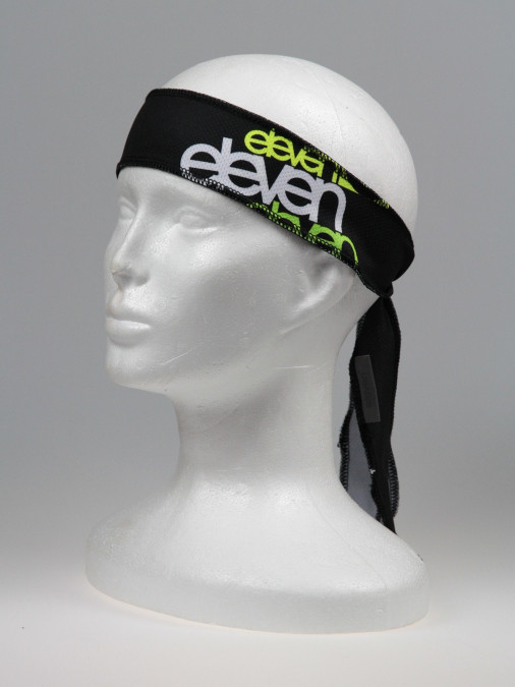 Headband Eleven Light Eleven Fluo Black