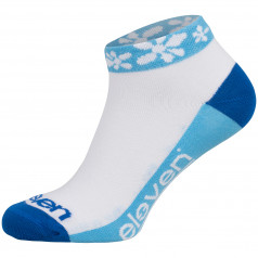 Socks Eleven Luca Flower Blue