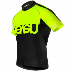 Cycling jersey Eleven Mirror Fluo F11
