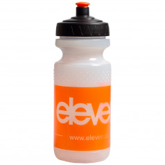 Plastic bottle Eleven Orange
