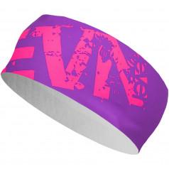 Headband HB Dolomiti EVN Pink