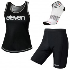 Running set Anne-Mike Eleven Black