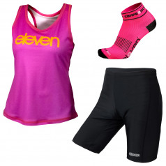 Running set Anne-Mike Eleven Pink