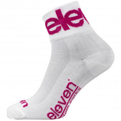 Socks Eleven Howa Two White/Violet