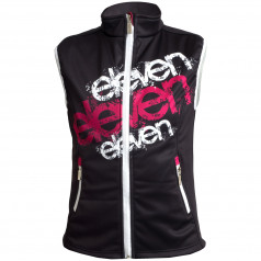 Softshell vest Eleven Black
