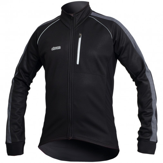 Jacket Eleven Fanes Black Reflex