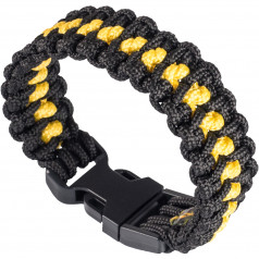 Wristband Flash Black/Yellow