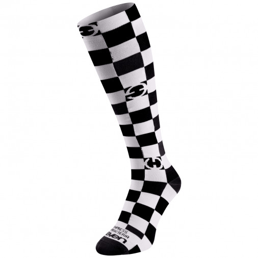 Compression socks Eleven Cube BW