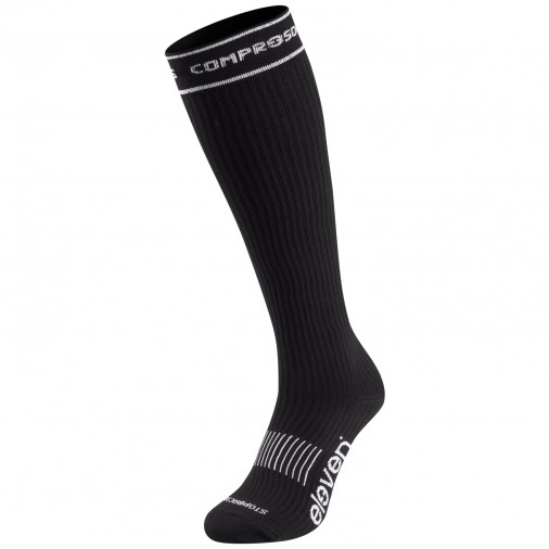 d2566059fb0 Compression socks Eleven full black - ELEVEN sportswear