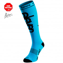 Compression socks Eleven blue