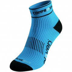 Compression socks LUCA Blue
