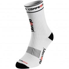 Kompresní ponožky Eleven Suuri bílé