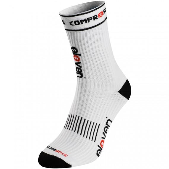 Kompresní ponožky ELEVEN Suuri Compress bílé