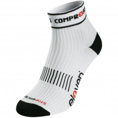 Compression socks LUCA White