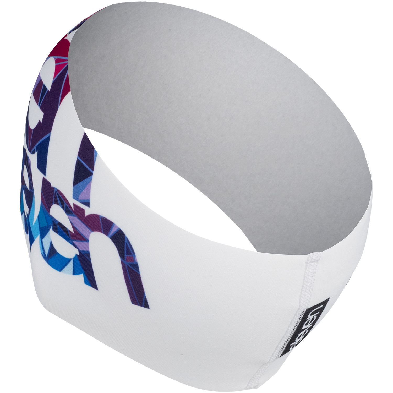 7a3c974c9cf Headband ELEVEN HB Dolomiti Outline White - ELEVEN sportswear