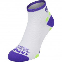 Compression socks Eleven Loka White