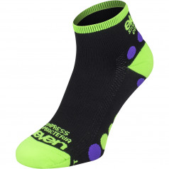 Compression socks Eleven Loka Black