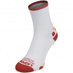 Kompresní ponožky Eleven Solo White