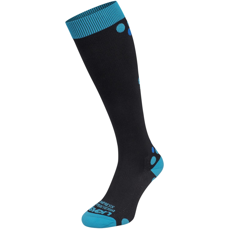 Kompresní podkolenky Aida Black - ELEVEN sportswear c948b8a5fc