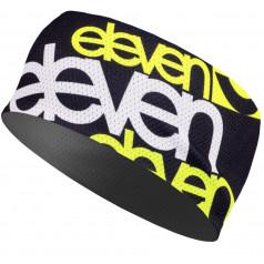 Headband Eleven HB Silver Fluo Black