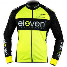 Jacket combi NW light Eleven Fluo yellow