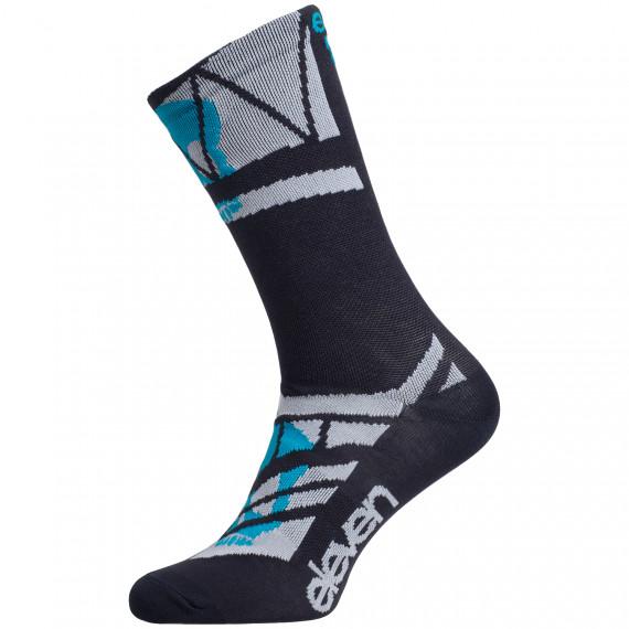 Ponožky ELEVEN SUURI Skull Turquoise