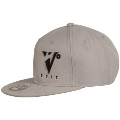 Kšiltovka Eleven Volt Grey