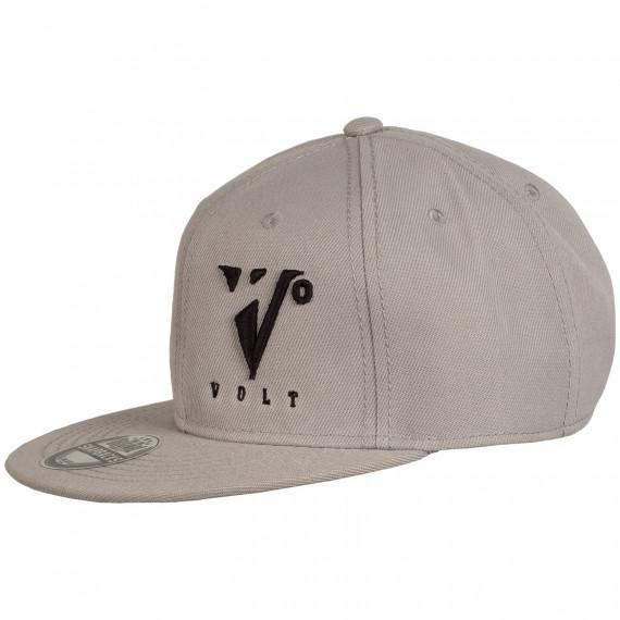 Kšiltovka Volt Grey
