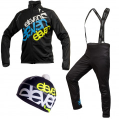Cross-country skiing set ELEVEN BK
