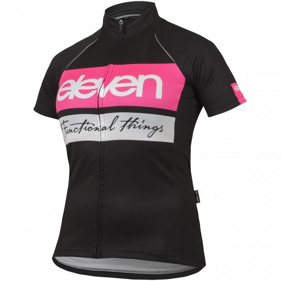 Cycling jersey Eleven Horizontal F160 Lady