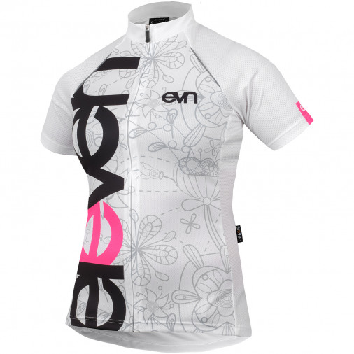 Cycling jersey Eleven Vertical Lady