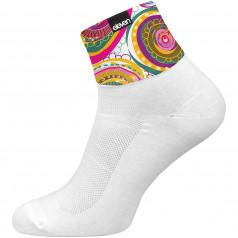 Ponožky HUBA Retro 17