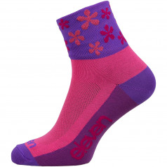 Ponožky Eleven Howa Flower Pink