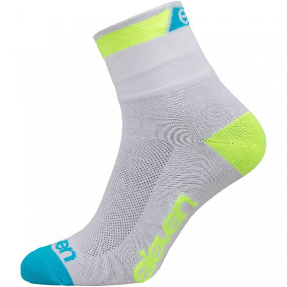 Ponožky ELEVEN HOWA EVN Fluo White