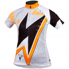 Cycling jersey Eleven Volt Lady