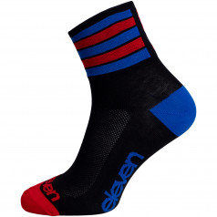 Socks ELEVEN HOWA STRIPE BLACK