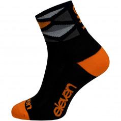 Ponožky ELEVEN HOWA RHOMB ORANGE