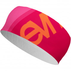 Headband ELEVEN HB Dolomiti Mono Pink