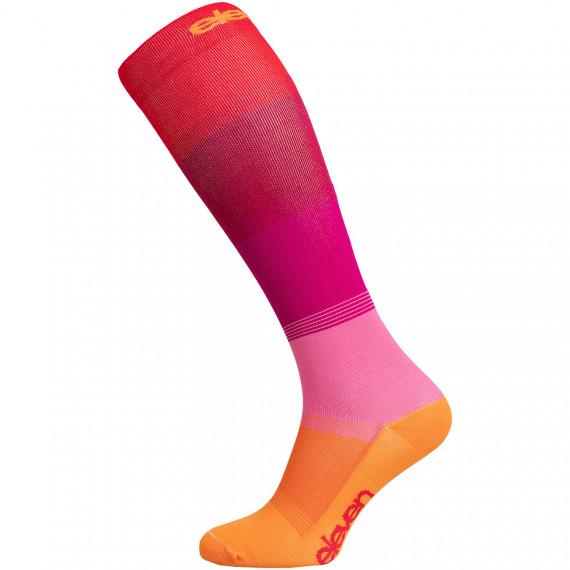 Compression socks Eleven Mono Pink