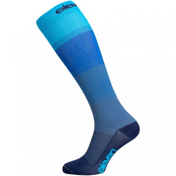 Compression socks Eleven Mono Blue