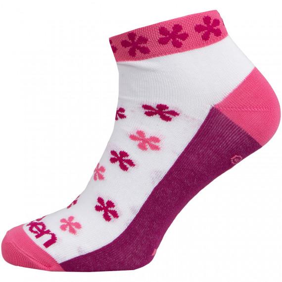 Ponožky Eleven Luca Flower Pink