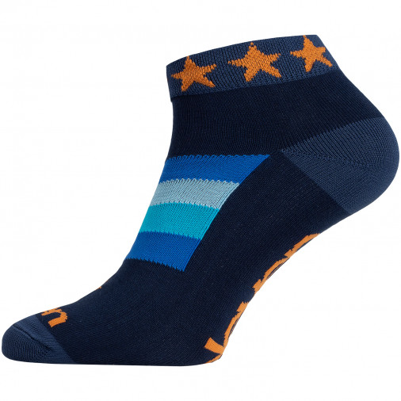 Ponožky Eleven Luca Star Orange