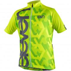 Cyklistický dres dětský Eleven Vertical F150
