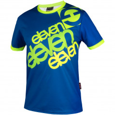 T-SHIRT John Fluo Blue