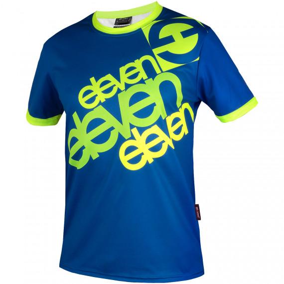 T-shirt Eleven John Fluo Blue