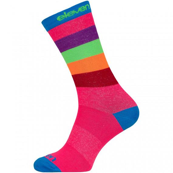 Socks Eleven Suuri+ Pink