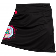 Running skirt Black Reflex
