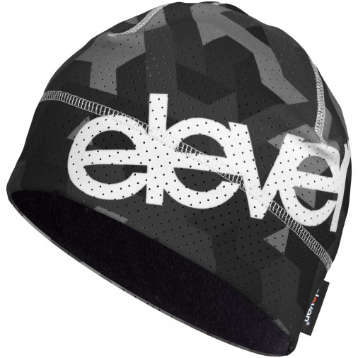 Čepice Eleven Air Vertical Black